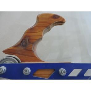 Ξύλινη λαβή κόφτη γυψοσανίδας