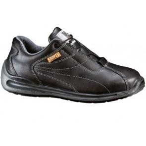 Παπούτσια ασφαλείας, ζεύγος, τύπος S2, προδιαγραφές EN ISO 20345, Ci, απόδοση πέλματος SRC